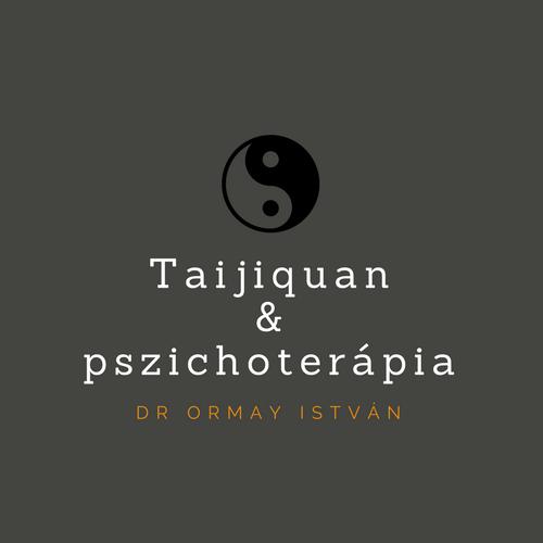 Taijiquan és pszichoterápia |Dr. Ormay István weboldala Logo